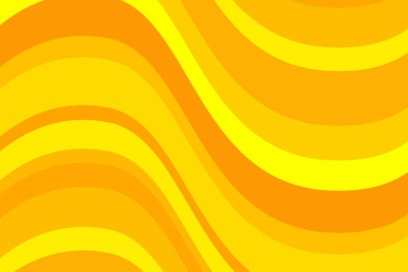 Curve Yellow Background