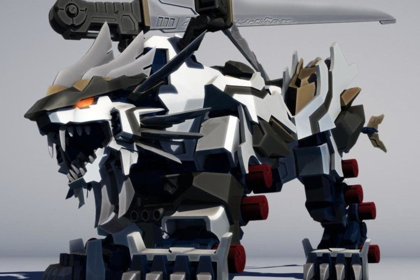 ZOIDS MUGEN LIGER WALLPAPER - (#45396) - HD Wallpapers .