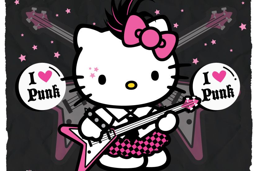 Hello Kitty HD Wallpapers Backgrounds Wallpaper