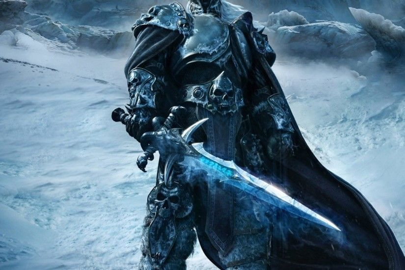 2048x2048 Wallpaper game, warrior, world of warcraft, wrath of the lich king