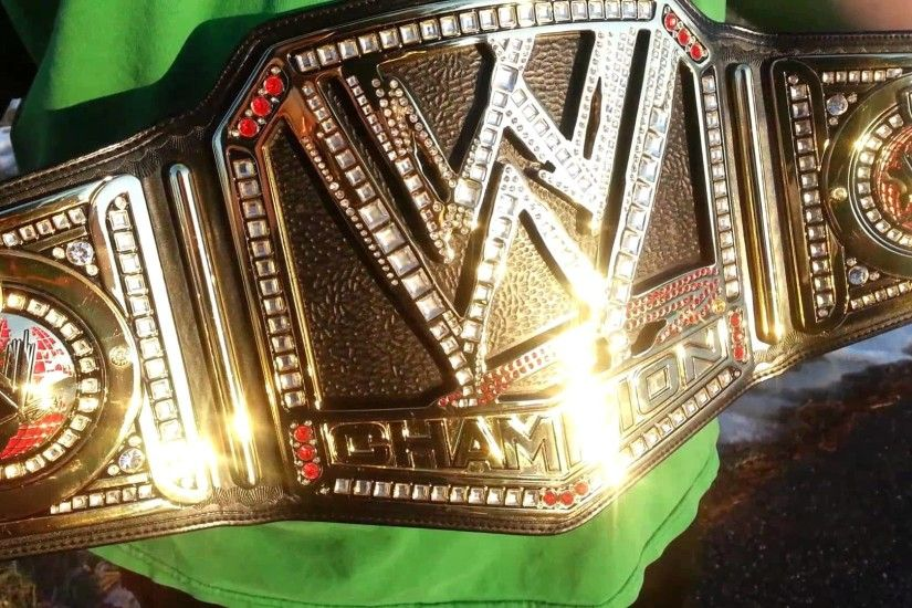 Wwe Championship Belt 2013 Wallpaper images