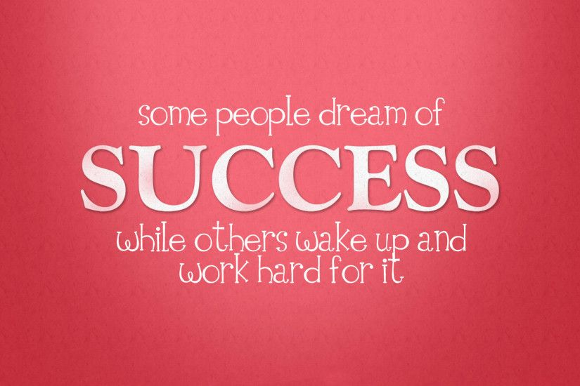 Success wallpaper - Quote wallpapers - #29475