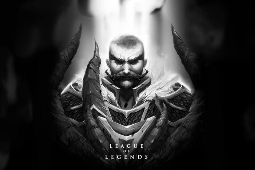 wacalac 175 29 Dragonslayer Braum Wallpaper by wacalac