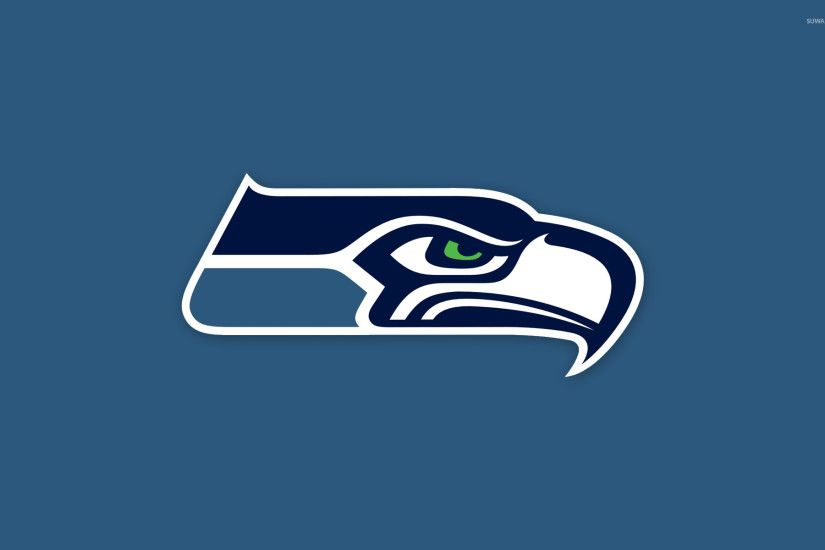 Wallpapers similar to Alabama Crimson Tide football logo. 84. Seattle  Seahawks on blue background wallpaper 1920x1200 jpg