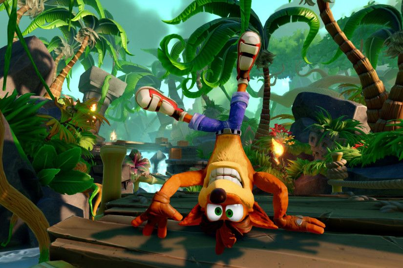 Crash Bandicoot level pack coming for Skylanders Imaginators - That  VideoGame Blog