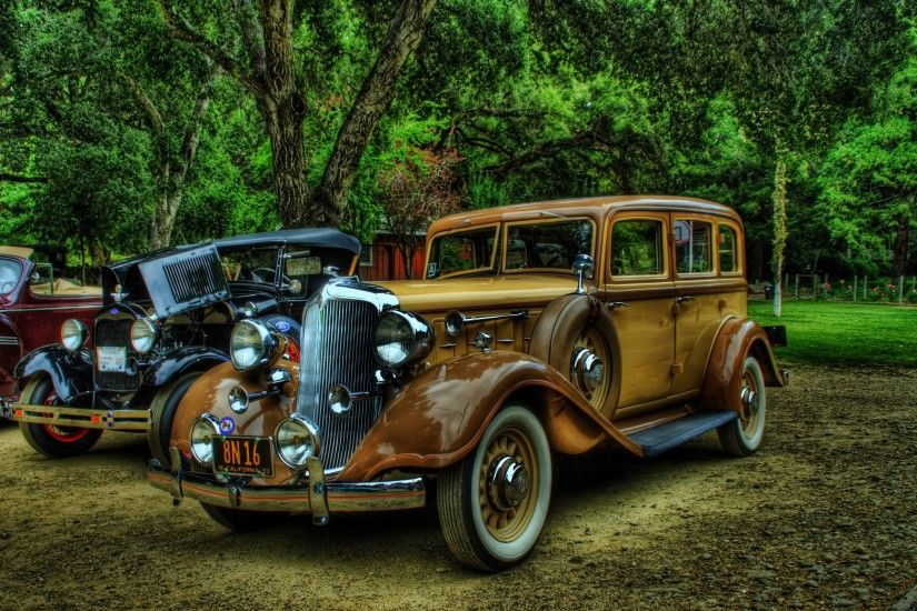 Old Cars Wallpapers ① Wallpapertag