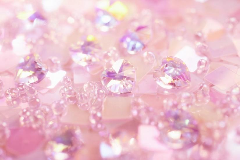 Sparkling Diamonds and Crystals - Romantic Sparkling Backgrounds 1920*1200  NO.33 Wallpaper