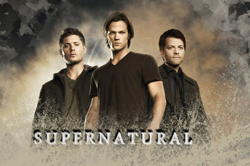 supernatural desktop wallpaper Supernatural Wallpaper Hd on  WallpaperGet.com ...