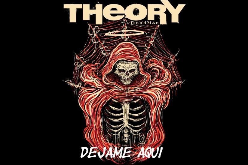 Theory Of a Deadman In The Middle Sub Español