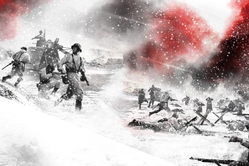 13 Company Of Heroes 2 HD Wallpapers | Backgrounds