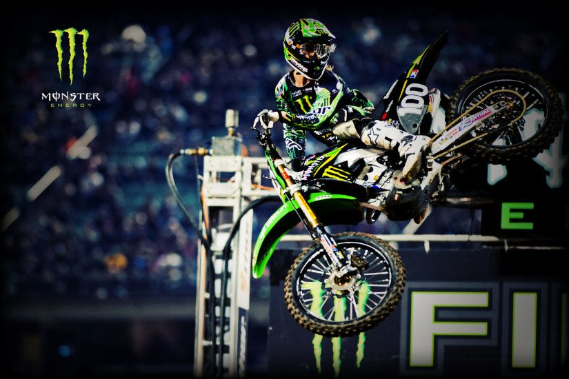 monster energy motocross wallpaper 54107