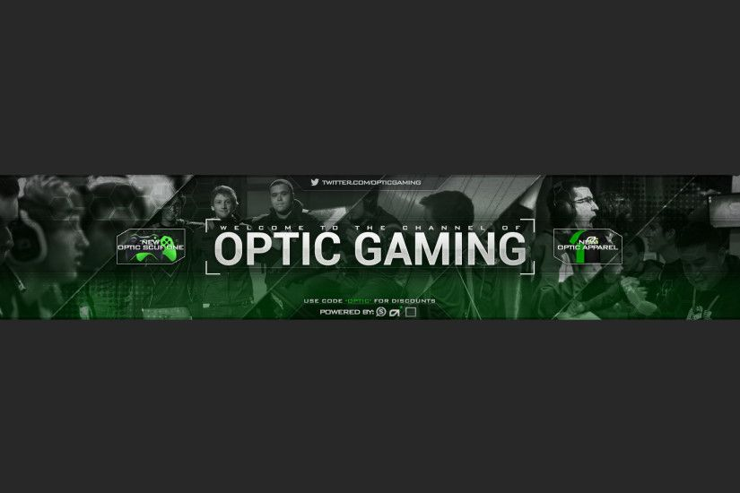 OpTic Gaming Banner by Speqs OpTic Gaming Banner by Speqs