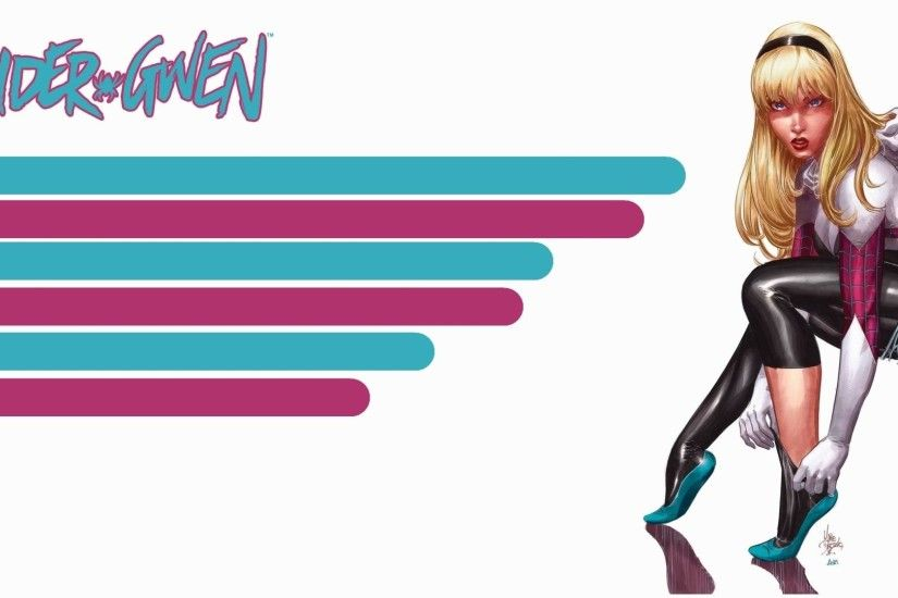 Spider-Gwen Comics high quality wallpapers