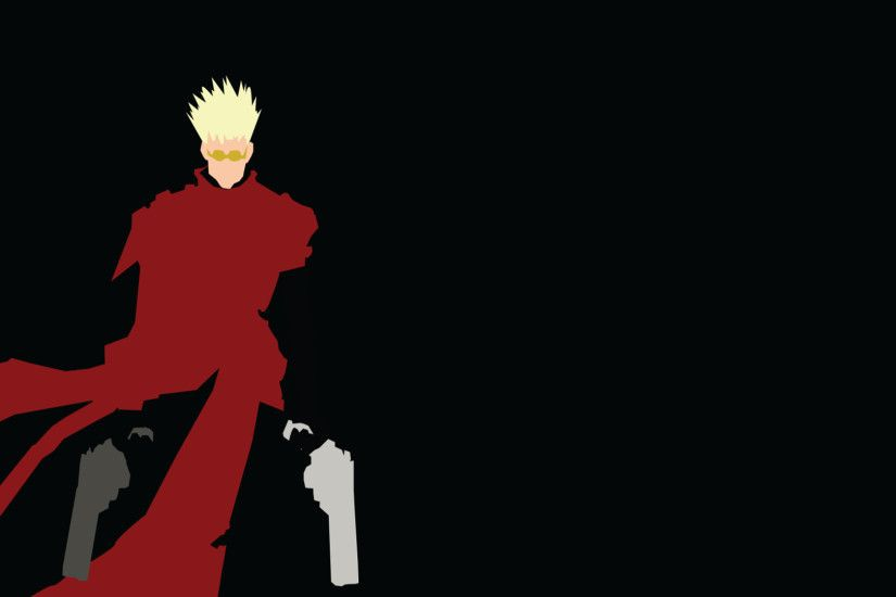 Vash, The Stampede [1920x1080] - OC by jimisaint in wallpapers