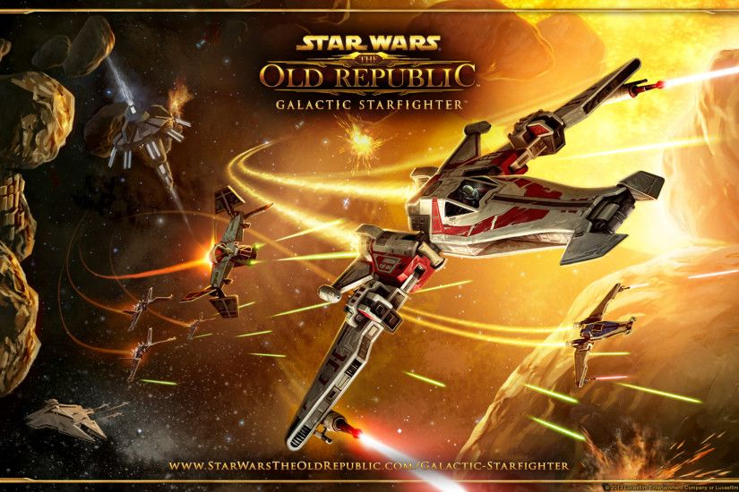 Star Wars: The Old Republic: Galactic Starfighter | Star Wars: The Old  Republic Wiki | FANDOM powered by Wikia
