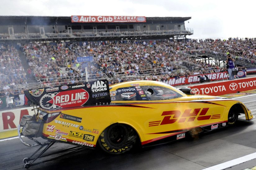 New TV deal with Fox is part of the package as 2016 NHRA season kicks off -  LA Times