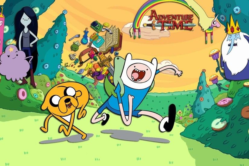 Adventure Time Wallpaper | Download Wallpapers