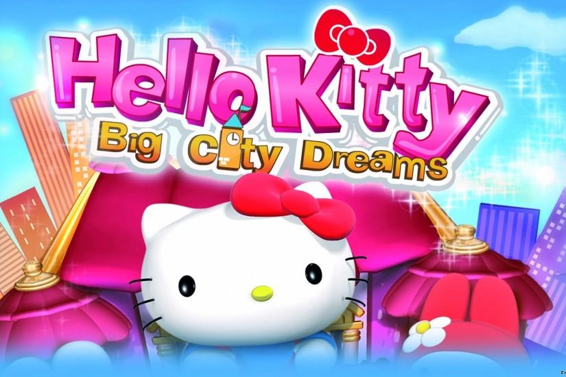 download free hello kitty wallpaper 1920x1080