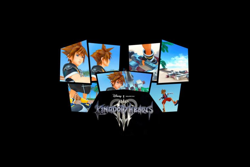 Kingdom Hearts 3 Games Wallpaper