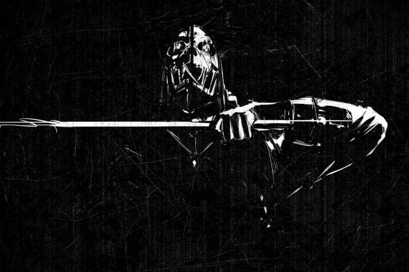 ... HD Wallpaper 2560x1440 Dishonored ...
