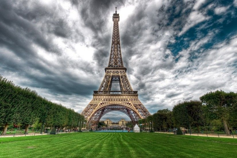Eiffel Tower Desktop Wallpapers - Wallpaper Cave