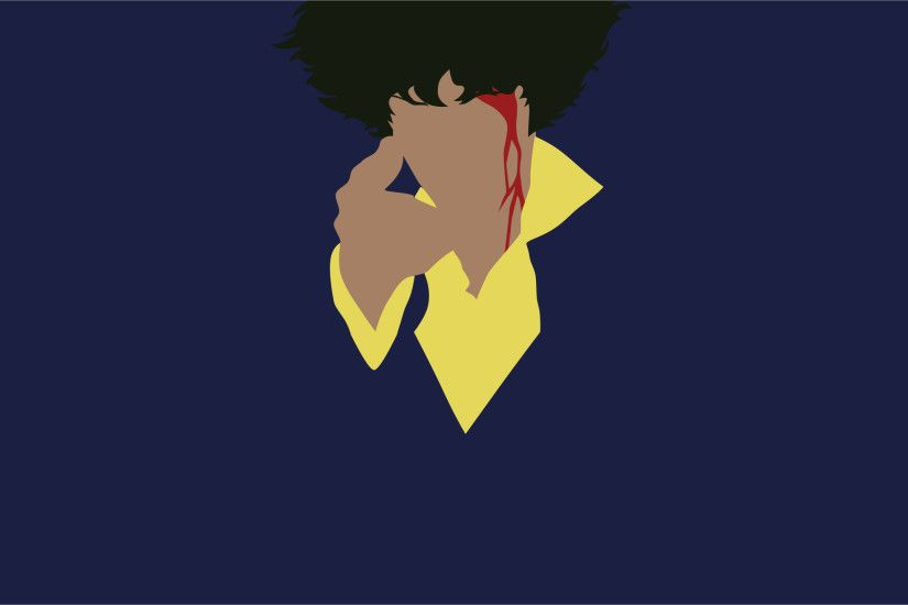 Minimalist Cowboy Bebop Wallpaper V2 by Porjin on DeviantArt