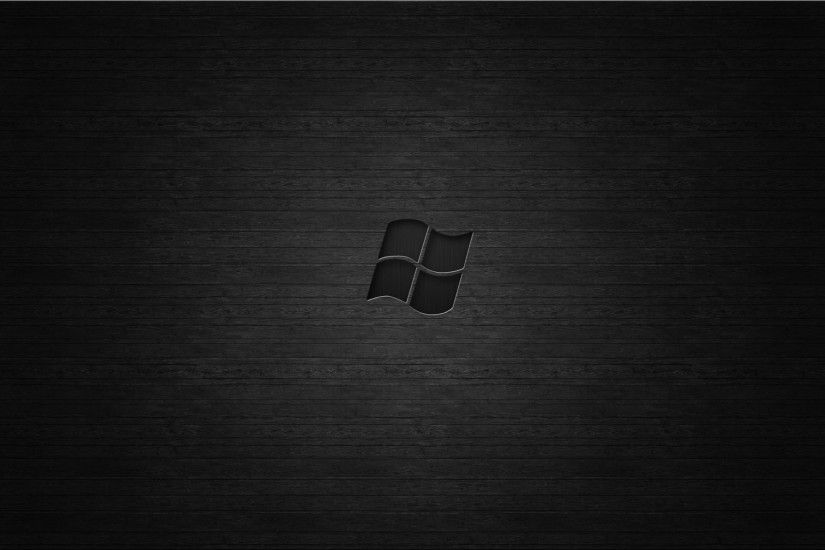 Windows 7 Dark Wallpaper