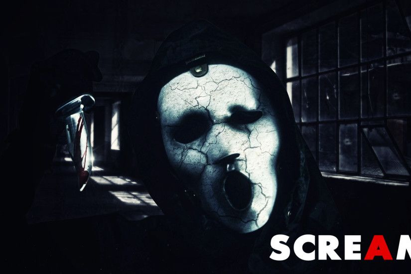 ... SCREAM Fan Art - Wallpaper by infiniteEst2013