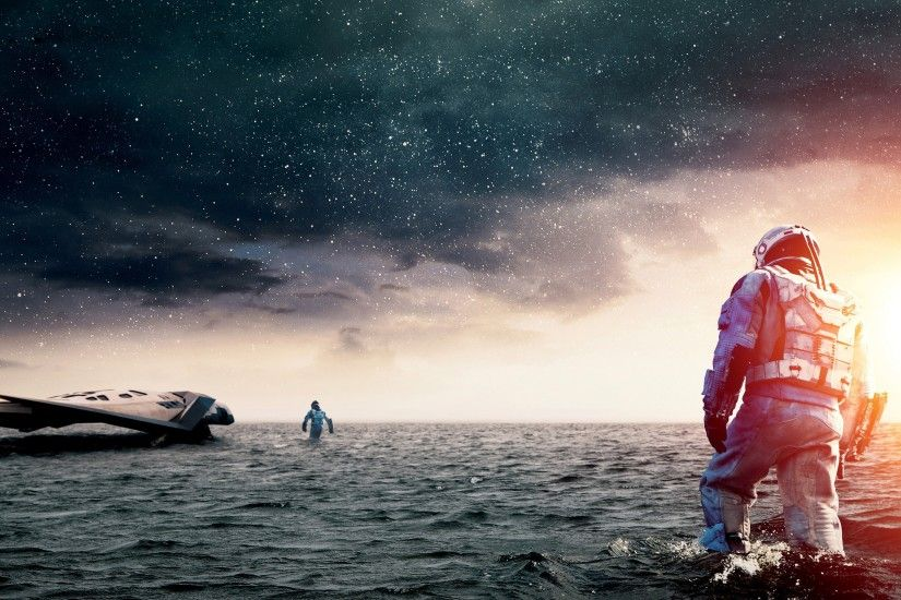 space, Interstellar (movie), Movies Wallpapers HD / Desktop and Mobile  Backgrounds