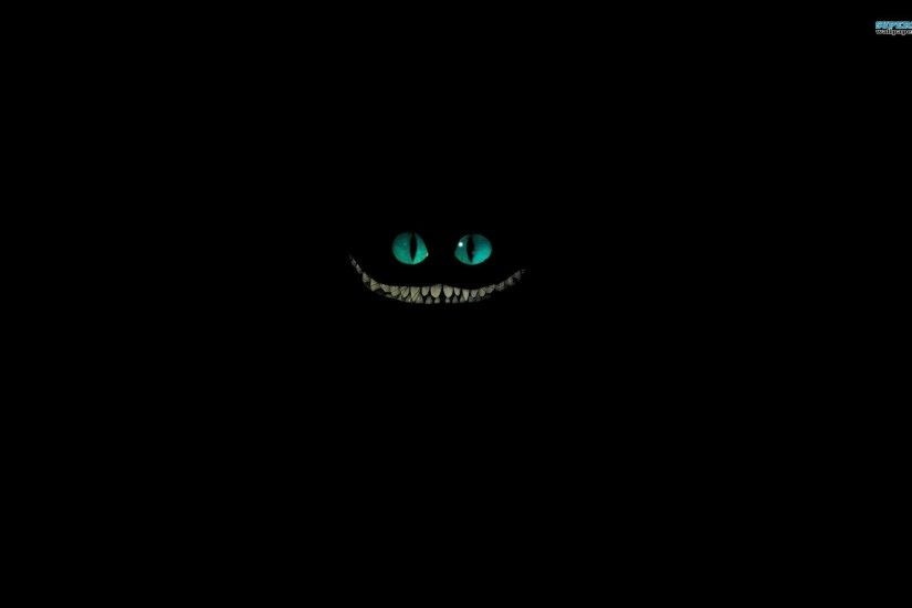 Cheshire cat wallpaper - Cartoon wallpapers - #