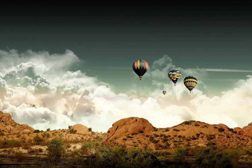 Amazing Ballon View - HD Wallpaper Backgrounds