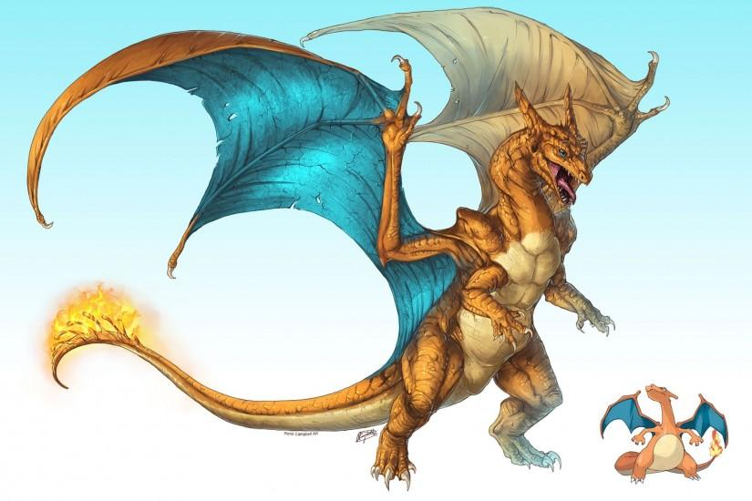 gorgerous charizard wallpaper 2000x1389 for mobile hd