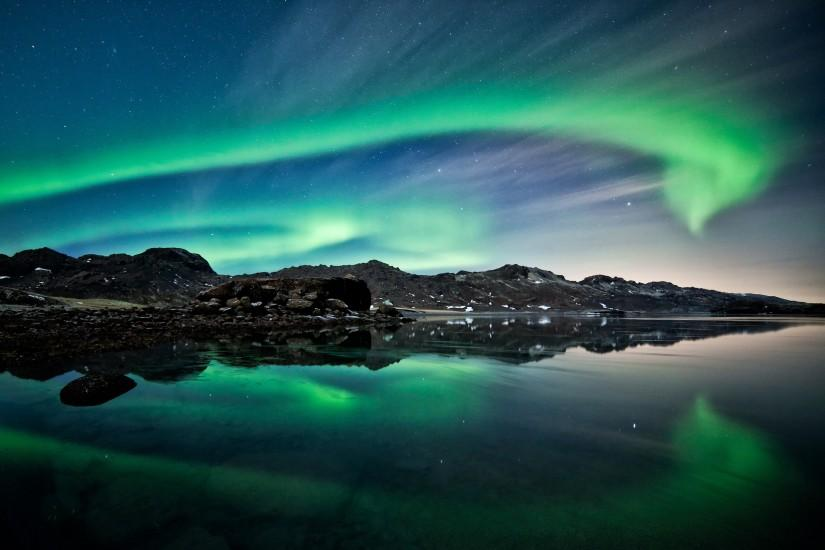 aurora borealis wallpaper 2560x1700 for htc