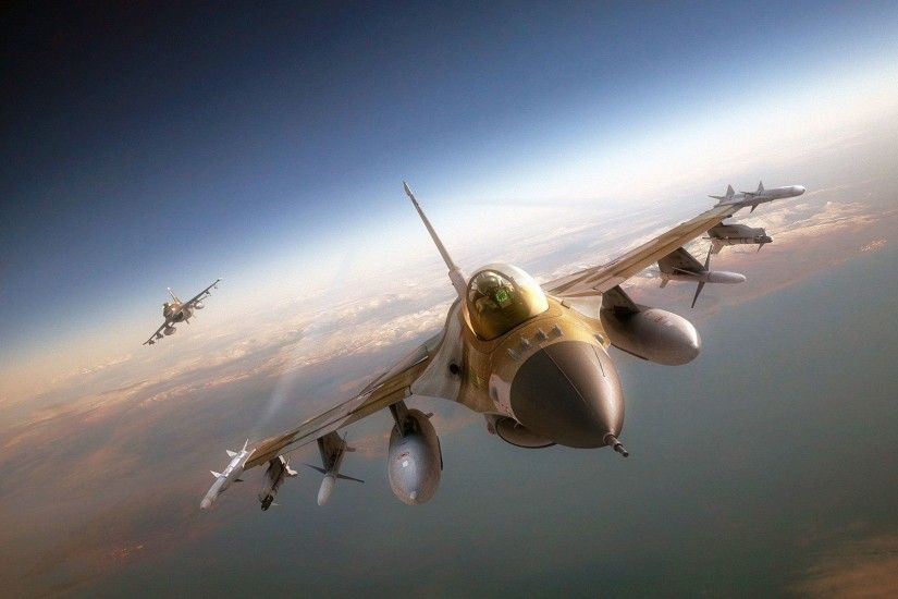 F-16 Wallpapers (38 Wallpapers)