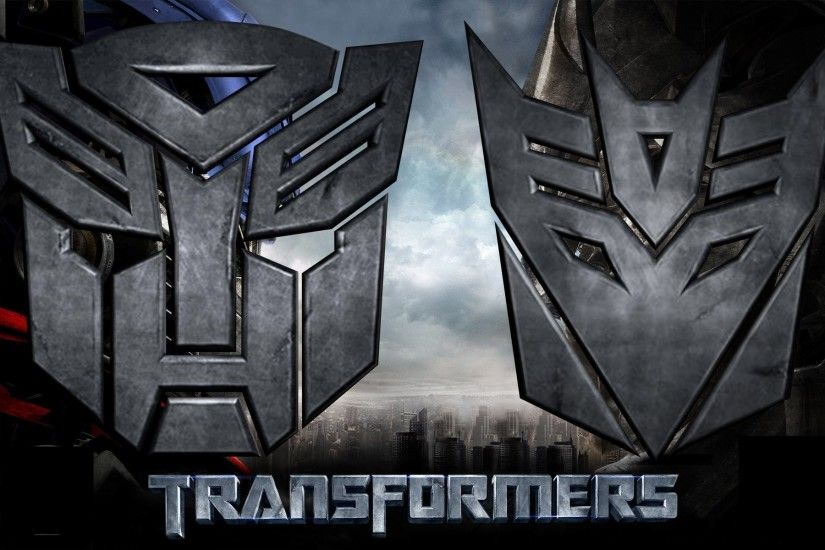 Transformers 4 Decepticons Logo Vector Wallpaper