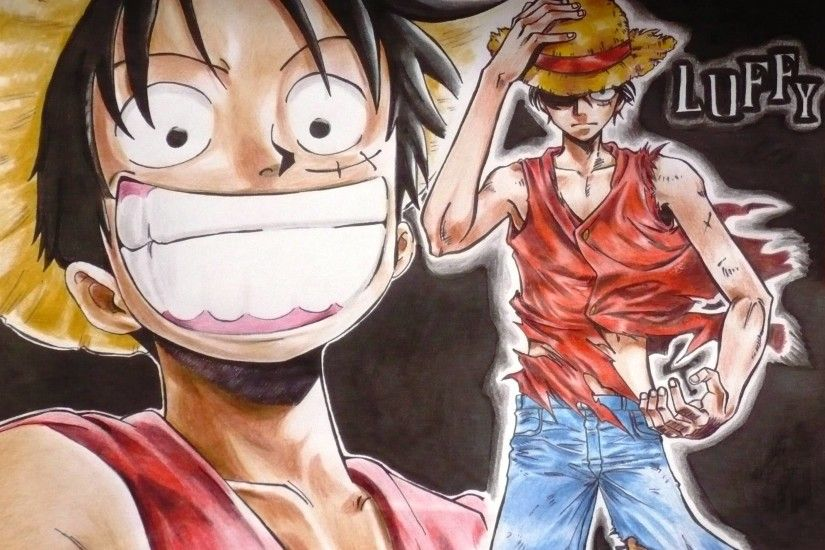 Monkey D. Luffy One Piece Wallpaper HD For Android | Cartoons Images