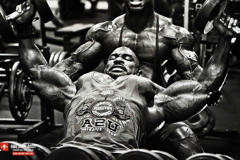 Extrem Bodybuilding Motivation 2015 HD