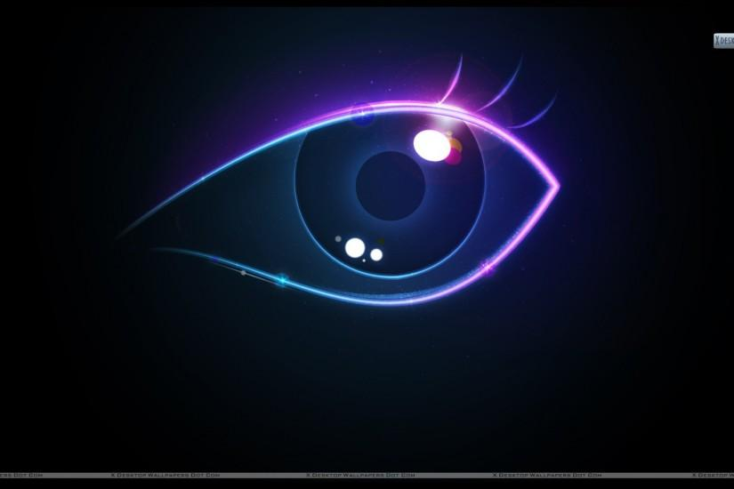 Eye Wallpaper Hd wallpaper - 482144