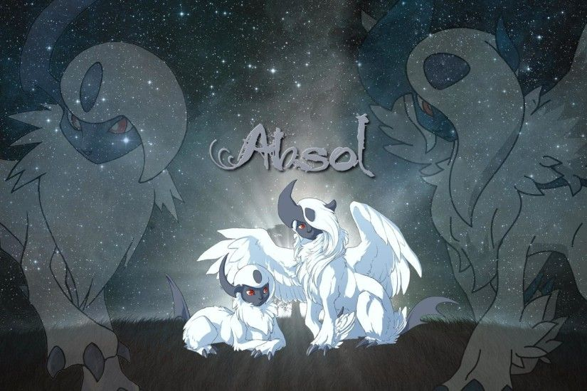 Pix For > Absol Wallpaper