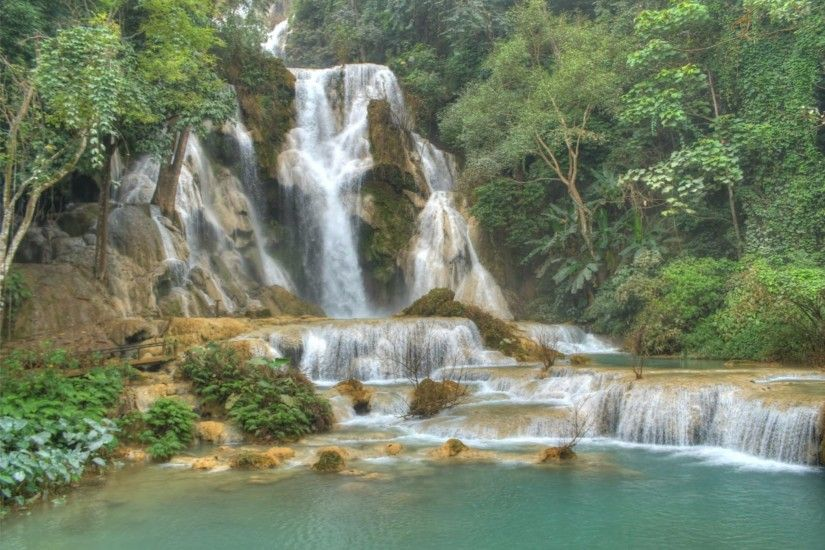 Amazing 4K Luang Prabang Laos Wallpaper
