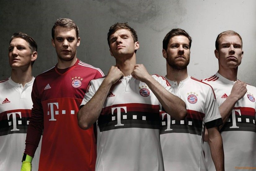Incredible FC Bayern Munich Backgrounds for Desktop: 22/04/2017