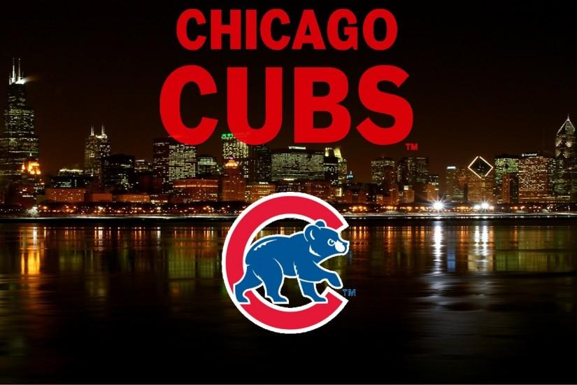 Wallpaper Chicago Cubs