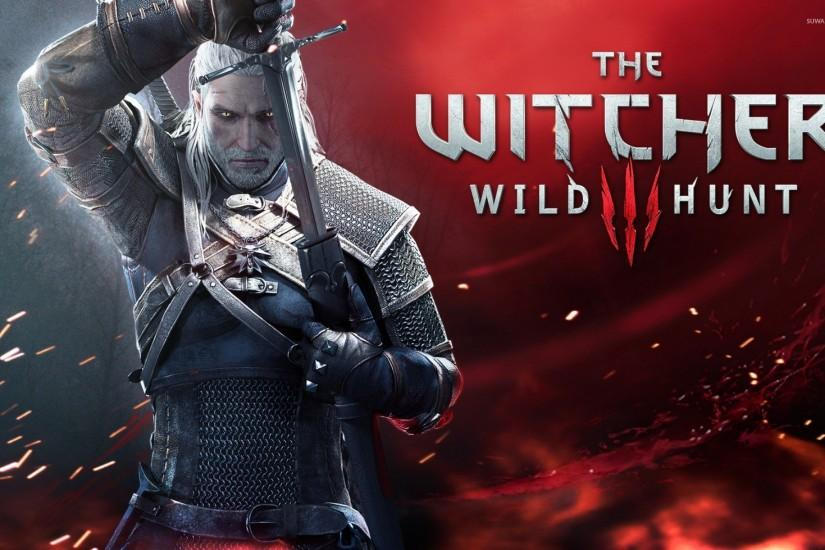 The Witcher 3: Wild Hunt wallpaper - Game wallpapers - #34658