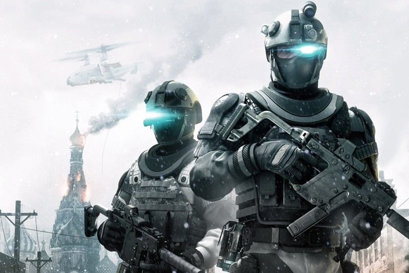 Tom Clancy Ghost Recon Wii Wallpapers