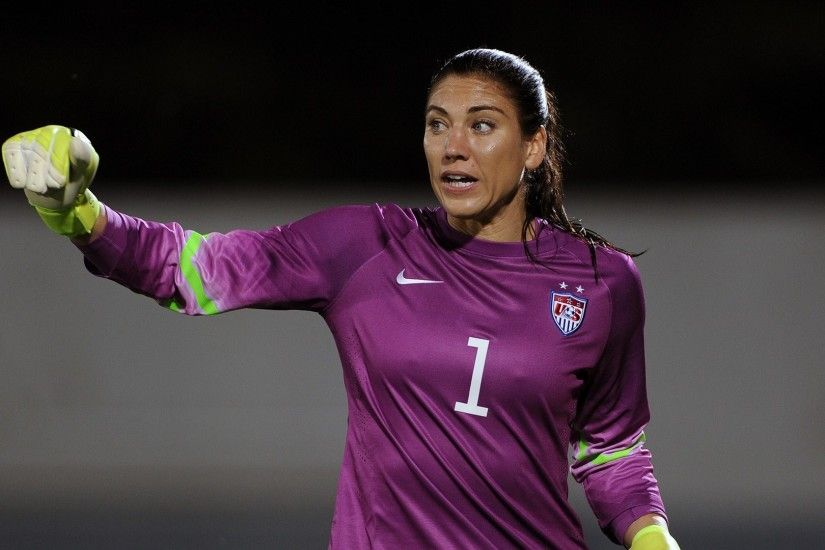 Hope Solo football Model HD Wallpapers - http://wallucky.com/hope-solo -football-model-hd-wallpapers/ | Wallpapers and Backgrounds HD | Pinterest  | Hope solo