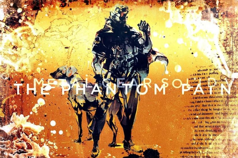 Metal gear solid big boss the phantom pain wallpaper | (70837)