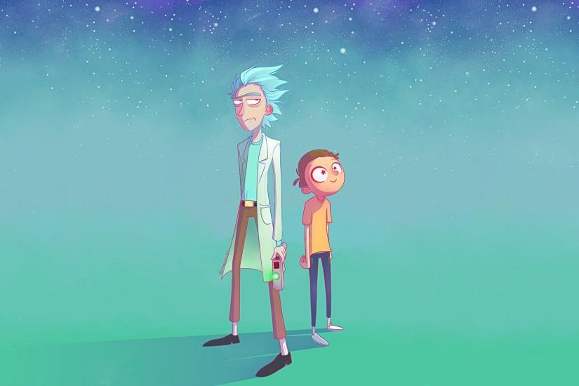 gorgerous rick and morty wallpaper 2560x1440 for retina