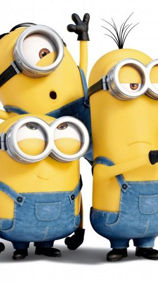 gorgerous minions wallpaper 1080x1920 for 1080p