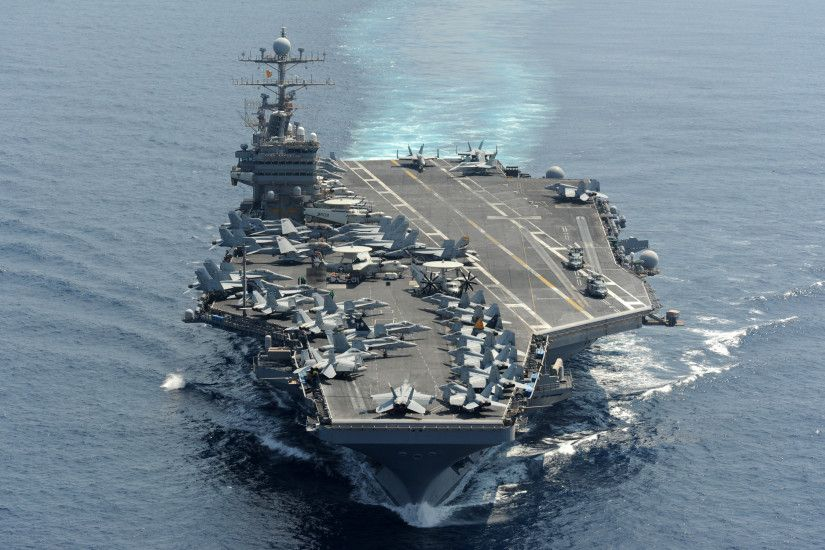 15 USS Abraham Lincoln (CVN-72) HD Wallpapers | Backgrounds - Wallpaper  Abyss