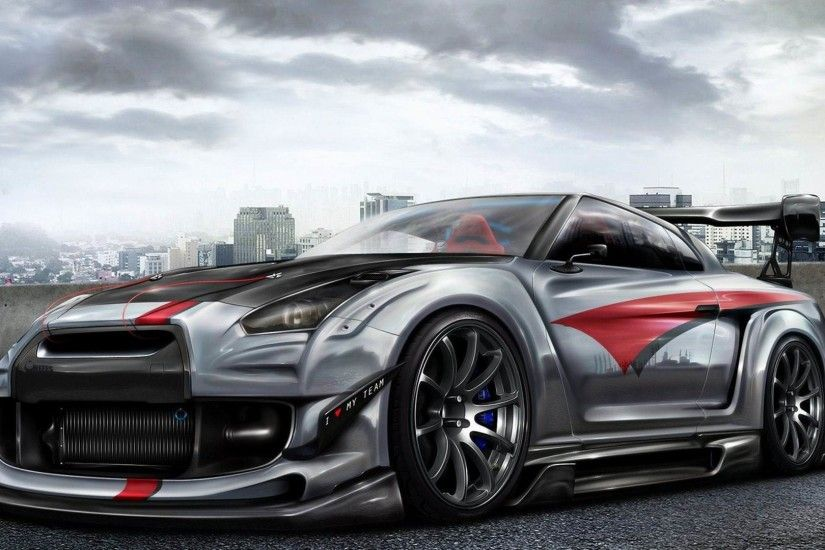 Nissan GTR R35 Wallpapers – Wallpaper Nissan Skyline GTR Wallpapers |  Adorable Wallpapers